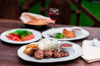 фото загородного ресторана