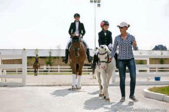 уроки верховой езды в Equides Club