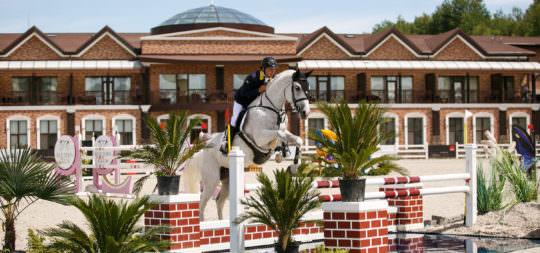 академия конного спорта equides club