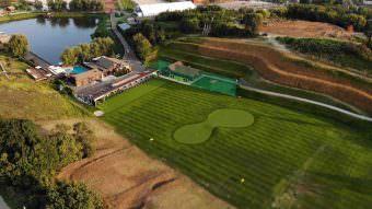 гольф клуб в Киеве