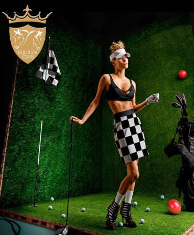 академия гольфа в Киеве