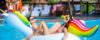 аквазона с бассейном