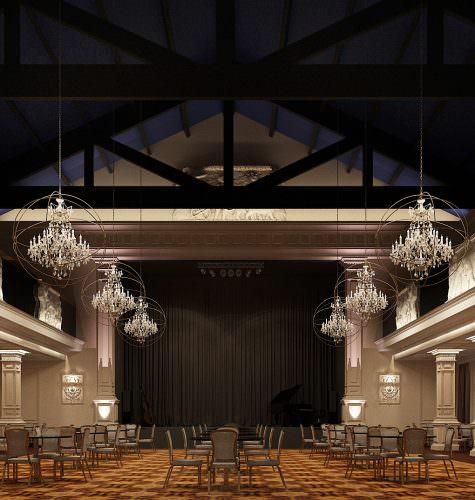 конференц зал в Equides Club