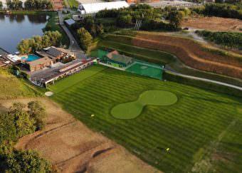 гольф центр в Equides Club